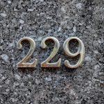 Hausnummer Voraussetzungen