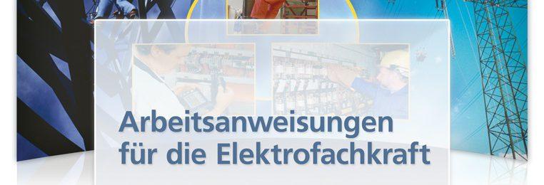 1063 Arbeitsanweisungen für die Elektrofachkraft