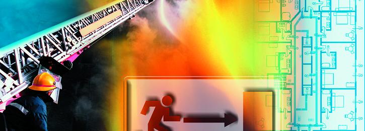 Brandschutz im Bild