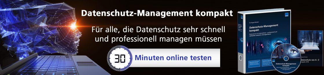 Datenschutzmanagement kompakt