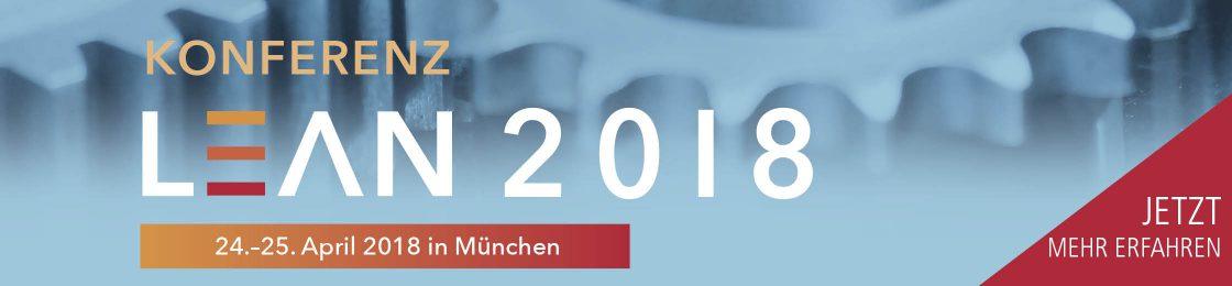 Konferenz LEAN 2018