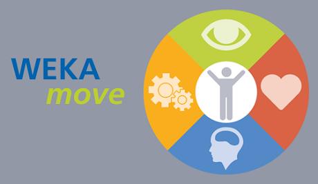 WEKA move - Verhaltenstraining für Sicherheit und Gesundheit