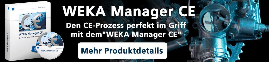 WEKA Manager CE - jetzt kaufen