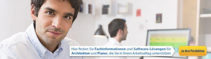 Fachinformationen und Software-Lösungen für Architekten und Planer