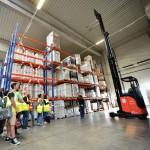 Logistik: Arbeitsplatz der Zukunft?