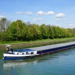 Binnenschifffahrt als alternativer Transportweg