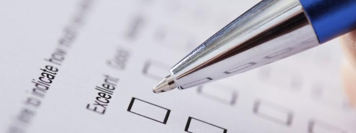 Prüfungsbogen