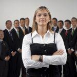 Frauen in Führungspositionen im Bereich Einkauf und Logistik