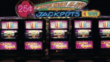 Geldspielautomaten: Darf in Pseudo-Gaststätten gespielt werden?