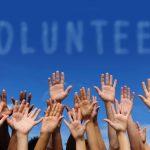 Freiwilligentag, Rathaus, Öffentlichkeit
