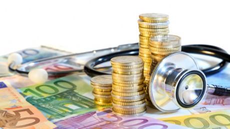 Günstige finanzielle Entwicklung der Krankenkassen