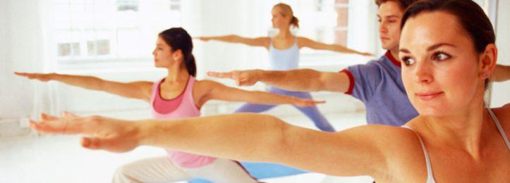 Betriebliches Gesundheitsförderung durch Yoga