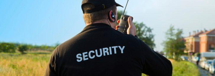 Bewachungsunternehmen