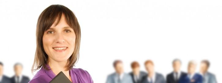 Bei leitenden Angestellten wichtig: Status festlegen.