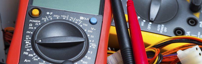 Messgerät und Prüfgerät