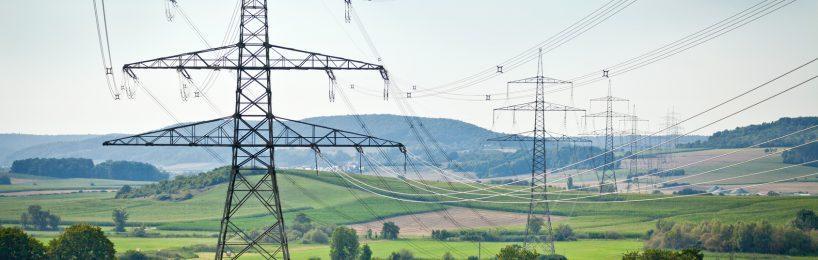 Netzengpässe und Stromausfall