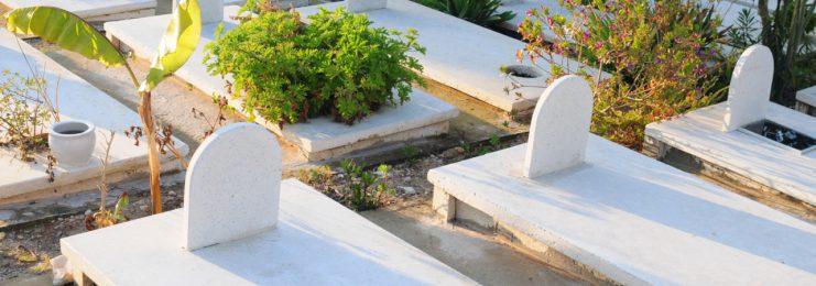 islamischer Friedhof