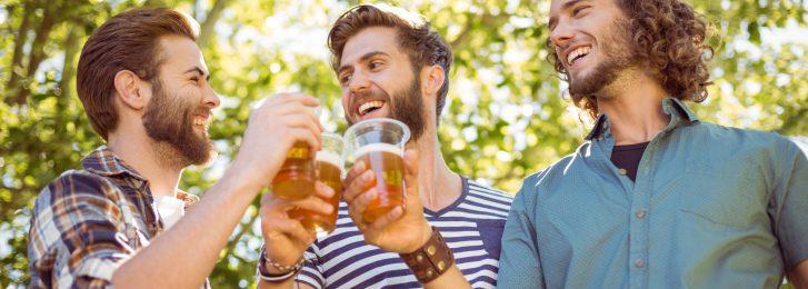 Mitführen von Alkohol