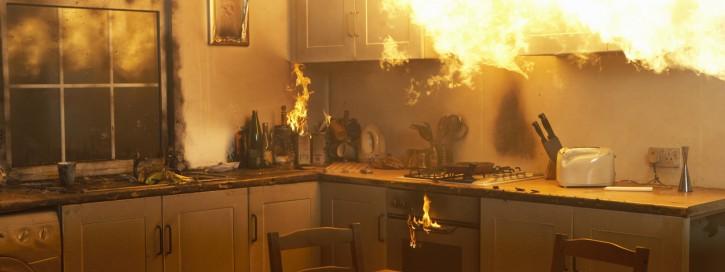 Der Herdwächter kann eine sinnvolle Ergänzung für den eigenen Schutz im Wohnbereich sein.