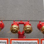 Bestellung zum Brandschutzbeauftragten Löschwassereinspeisung