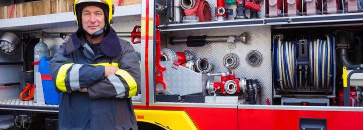 Feuerwehr vorsorglich