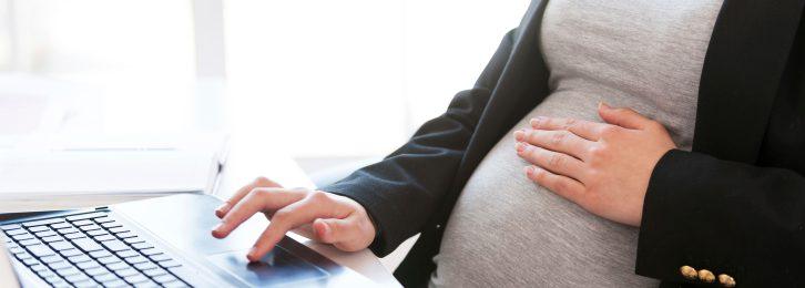 Schwangerschaftsmittleiung