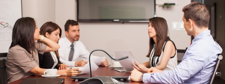 Verhandlungen mit dem Arbeitgeber