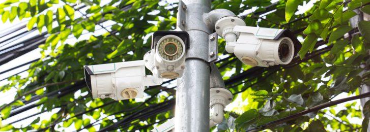 Videoüberwachung Nachbargrundstück