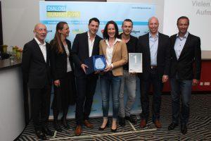 Verleihung des E-Mail-Awards 2015
