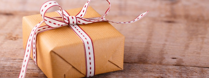 Steuer Geschenk