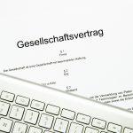 Muster Gesellschaftsvertrag GmbH