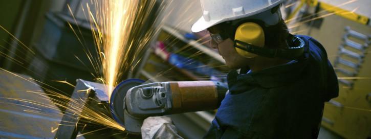 Eine Gefährdungsbeurteilung im Brandschutz sollte schittweise erstellt werden.