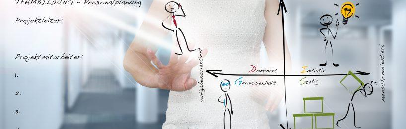 DISG-Modell zum Teambuilding / Personalentwicklung