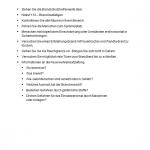 Checkliste Brandschutzhelfer