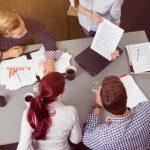 Übertragung von Aufgaben an Arbeitsgruppe