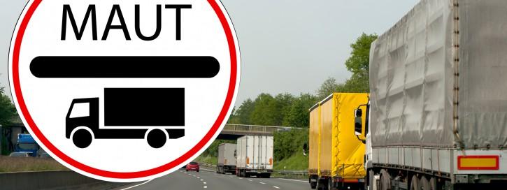 Seit Oktober gilt die Lkw-Maut bereits für Lkw mit einem Gesamtgewicht ab 7,5 Tonnen.
