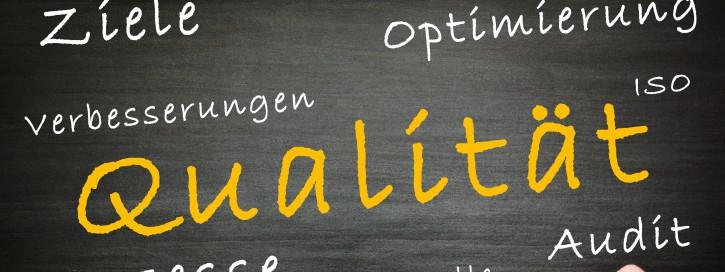 Qualitätssicherung und -management