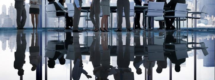 Spiegelbild Betriebsratsarbeit