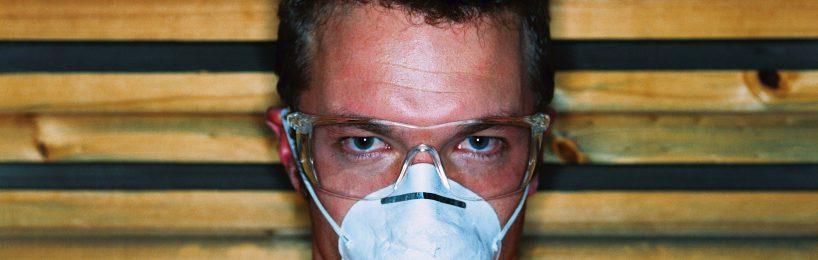 Staubschutzmaske