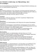 Muster-Betriebsvereinbarung - Einsatz von Leiharbeitnehmern