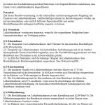 Muster-Betriebsvereinbarung: Einsatz von Leiharbeitnehmern