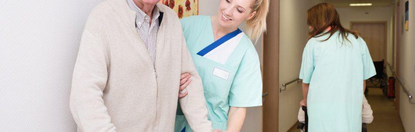 Pflegeeinrichtung für Senioren