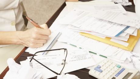 Häufige Fehler bei Abrechnung und Zahlung