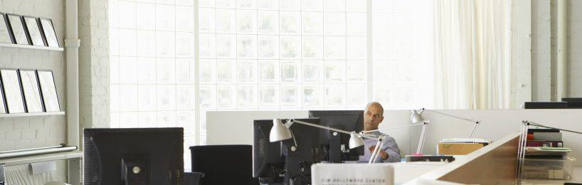 Energiesparen im Büro