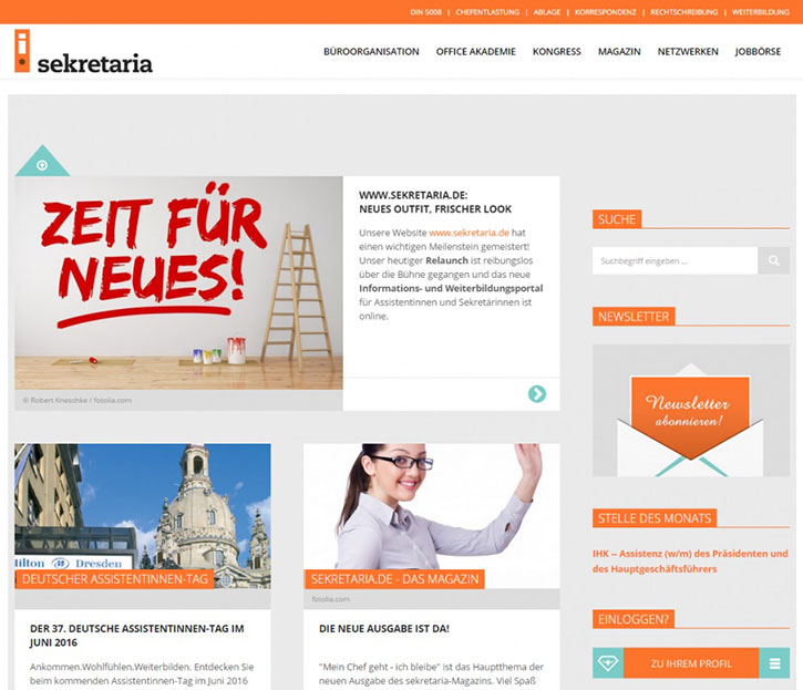 Startseite_Sekretaria_NEU_Relaunch