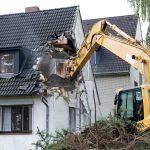 Abweichen von der Baugenehmigung kann zum Abriss führen