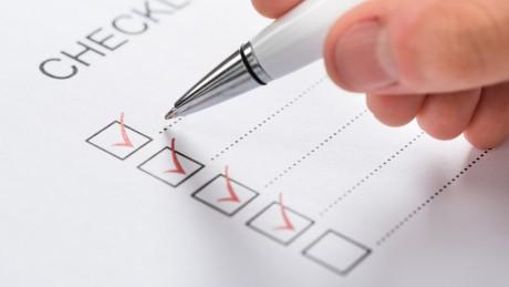 Checkliste: Erfolg im Einkauf durch Kennzahlen