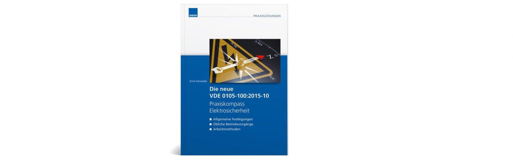 Die neue VDE 0105-100:2015-10