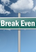 Investitions-Break-Even