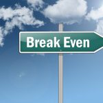 Investitions-Break-even berechnen mit Excel